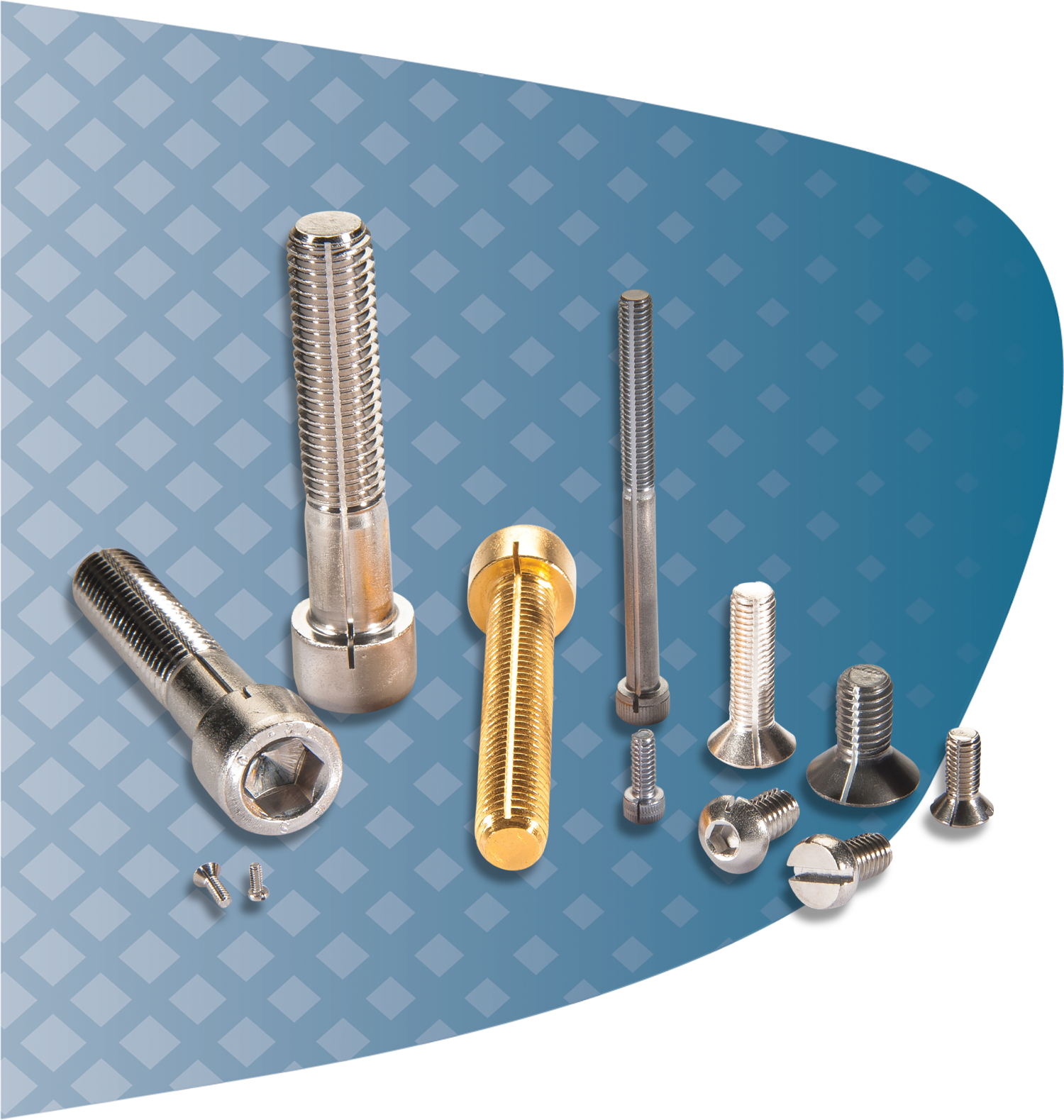 UC RediVac® vented and non-vented screws