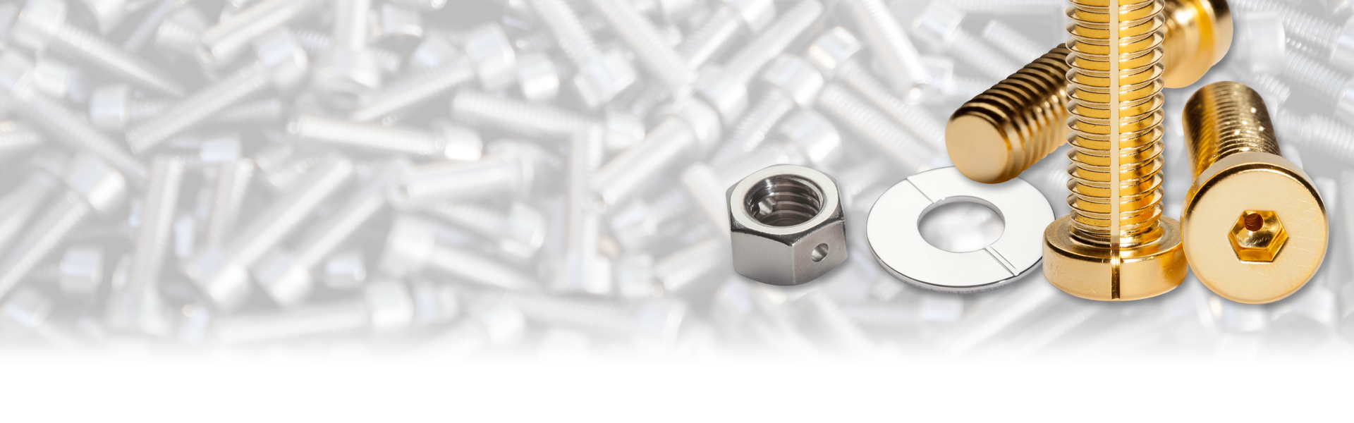 UC RediVac® vented washers screws nuts