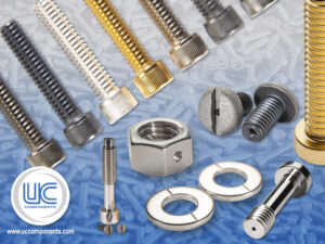 RediVac® Finish Options such as Nickel plated fasteners