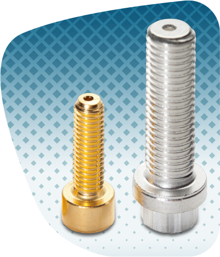 Vented Screws from UC Components