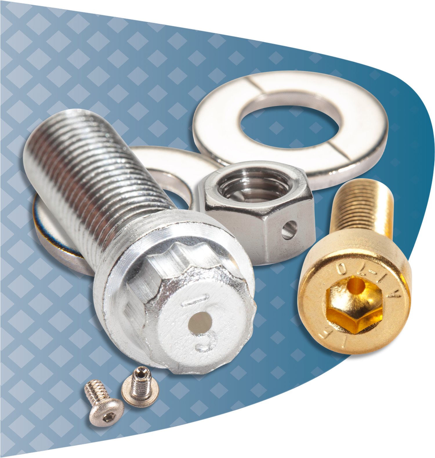 UC RediVac® hardware venting and finish options