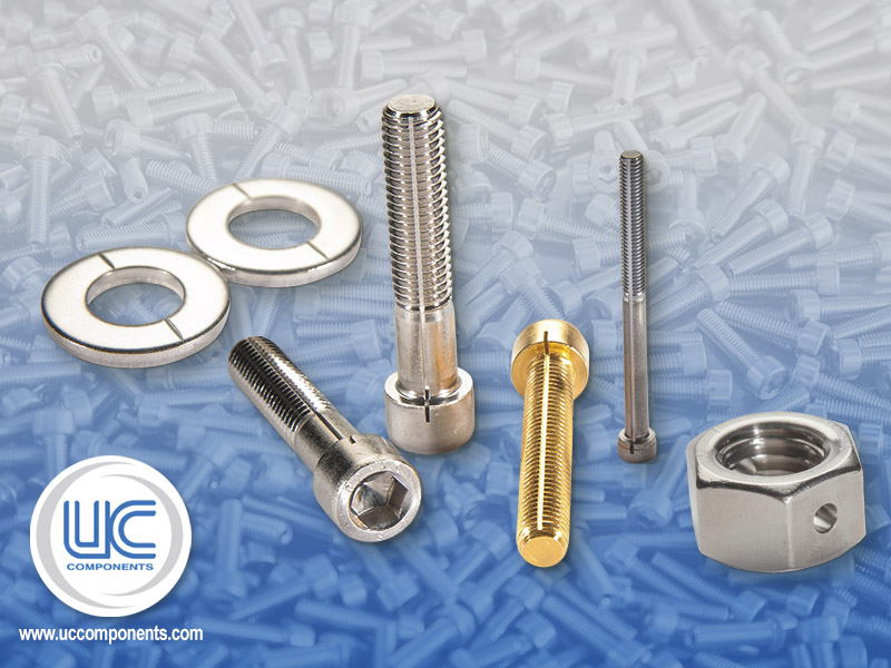 Vented Fasteners