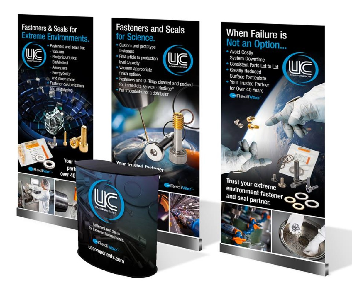 UC Banner Stands