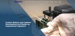 New Client Website Launch – Astikay Medical LLC