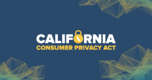 IMPORTANT: The new California Consumer Privacy Act (CCPA) goes into effect on January 1, 2020.