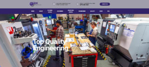 New Client Website Launch – IPE Manufacturing