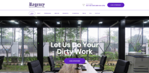 New Client Website Launch – Regency Professional Surface Restoration & Cleaning